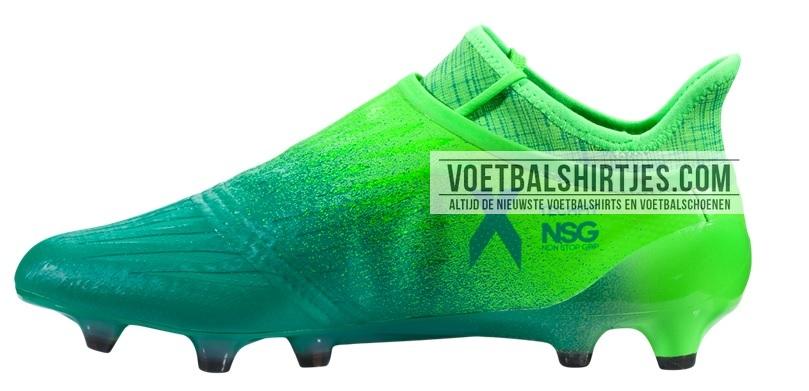 adidas X16 + solar green