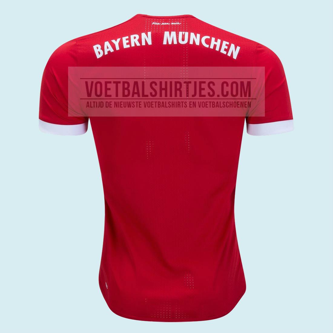 Bayern Munchen shirt 17-18