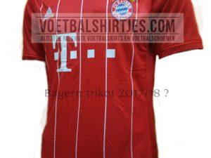 Bayern Munchen shirt 2017 2018