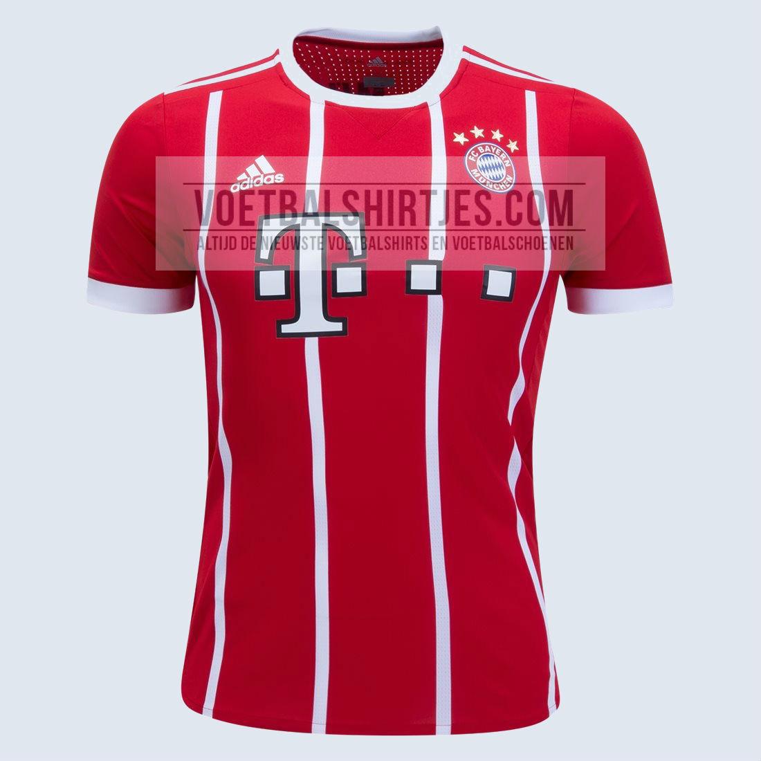 Bayern Munich trikot 2018