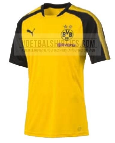 BVB trainingsshirt 17-18 thuis