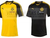 Borussia Dortmund 17-18 training top