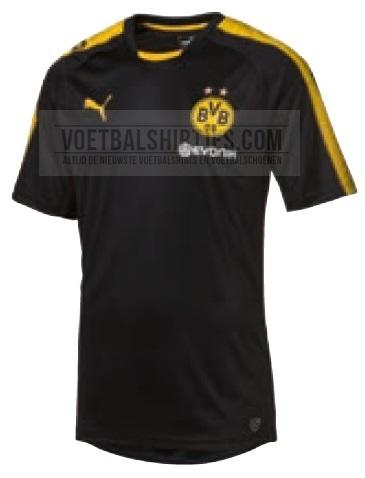 Borussia Dortmund 17-18 trainingsshirt