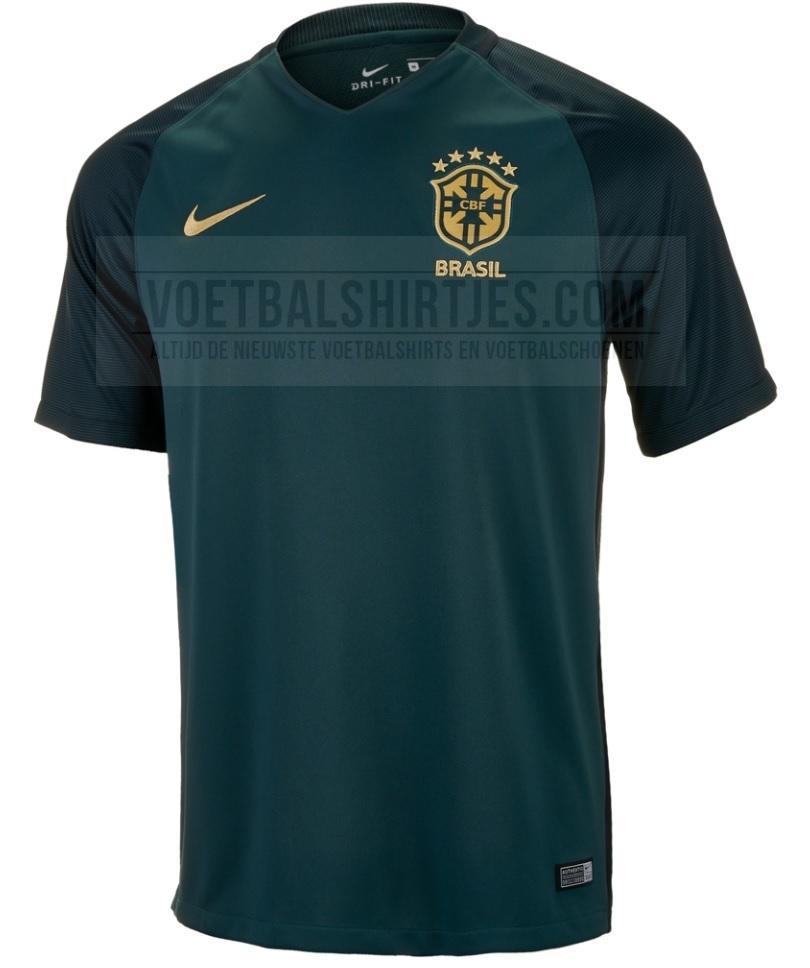 Brazil 3rd kit 2017