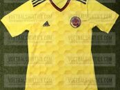 Colombia home kit 2017