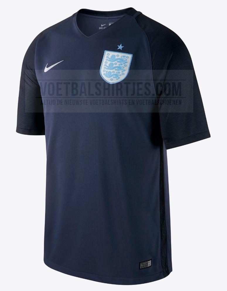 England third kit 2017
