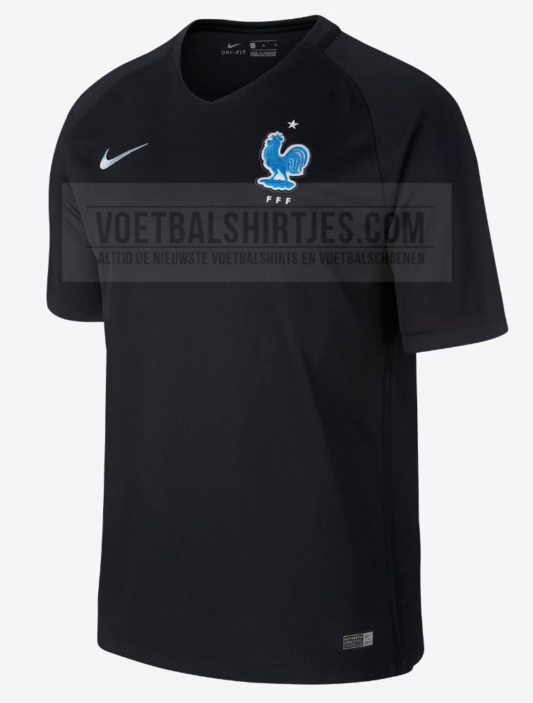 France third kit 2017