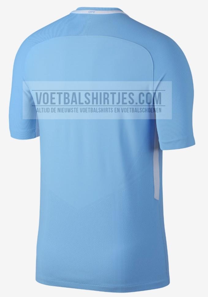 MCFC shirt 2018