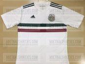 Mexico away kit 2017