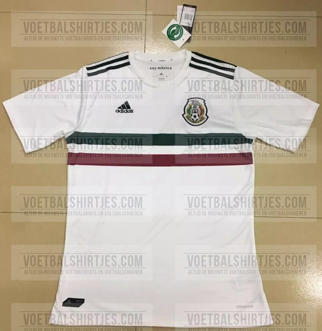 Mexico away kit 2017