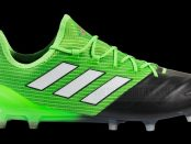 adidas ace 17.1 leather solar green