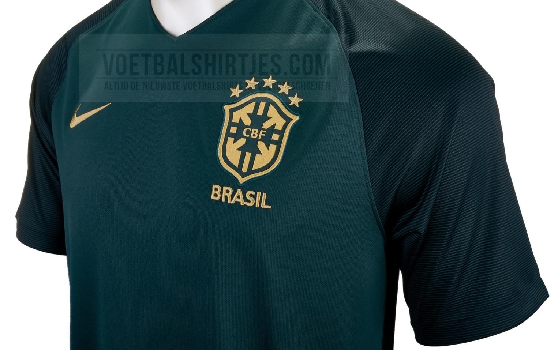 brazil 3rd jersey 17-18
