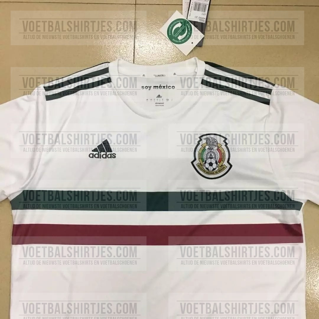 camiseta Mexico alternativa 2017