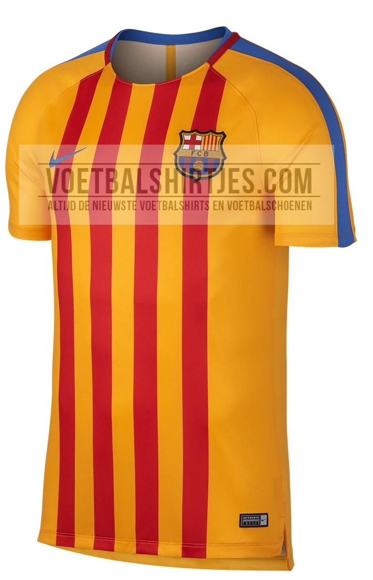 FC Barcelona 17-18 pre match top