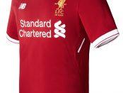 Liverpool shirt 2018