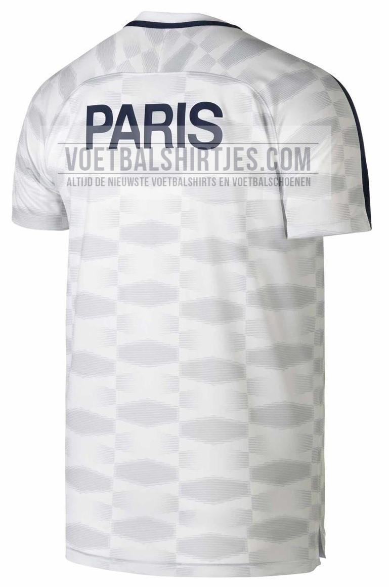 Paris saint Germain pre match top 17-18
