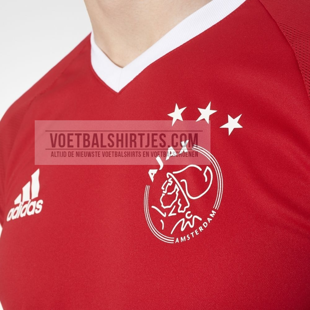 ajax 17-18 training top