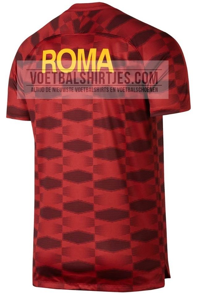as roma pre match top 17-18