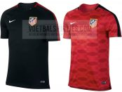 atletico de madrid 17-18 training tops