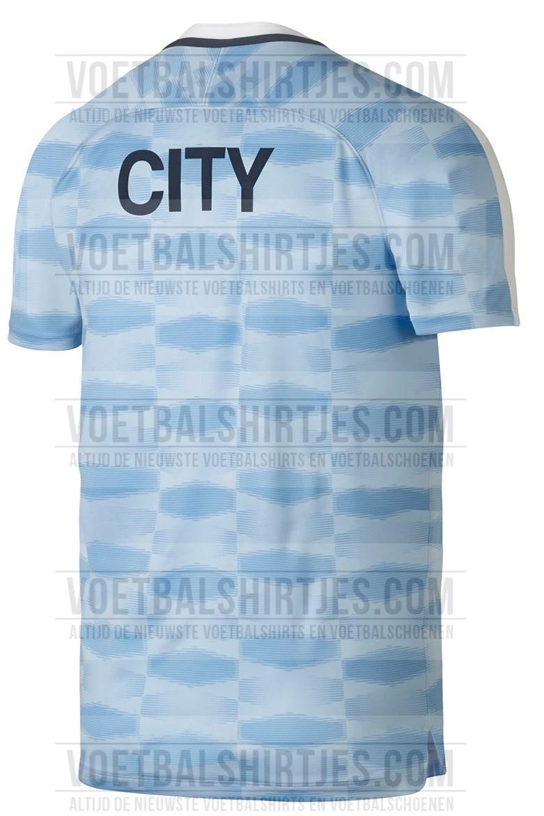 manchester city 17-18 kit pre match