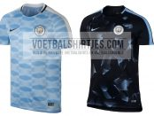 manchester city 2017-2018 pre match tops
