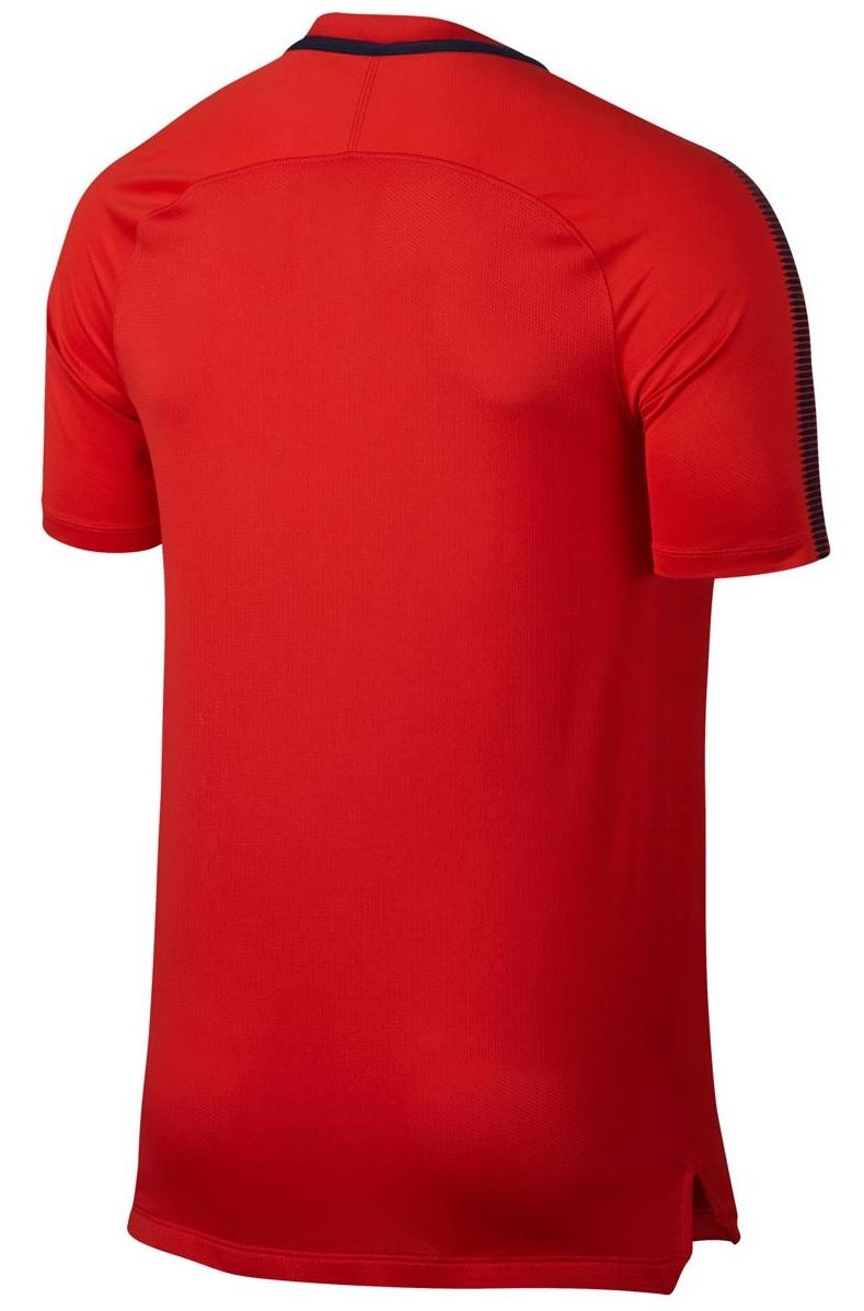 psg trainingsshirt 2017 2018 rood