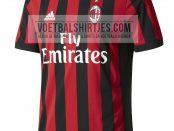 AC Milan shirt 2018