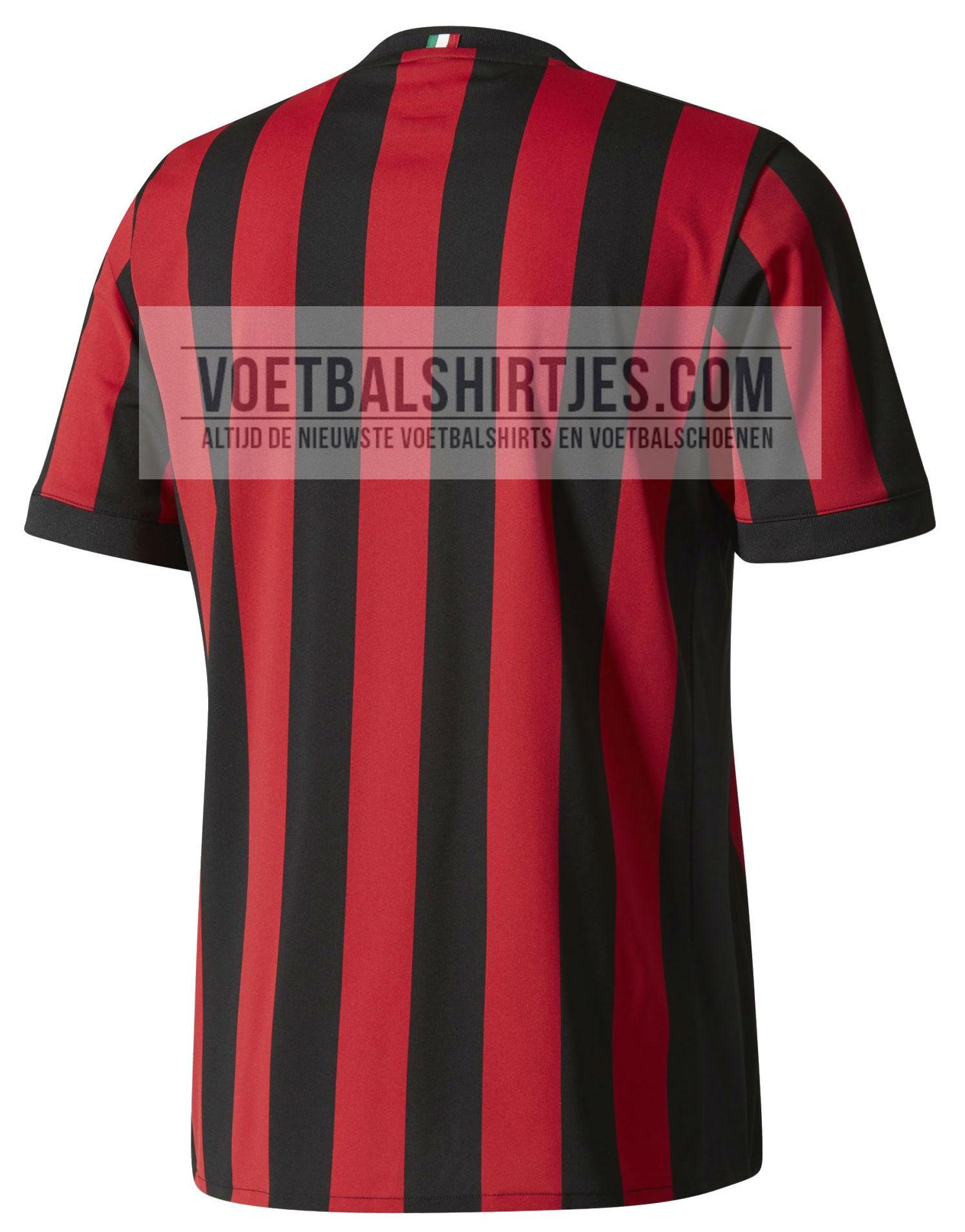 AC Milan thuisshirt 2018