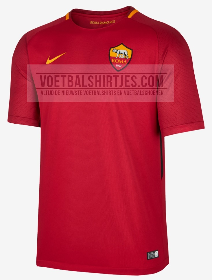 AS Roma shirt 2018