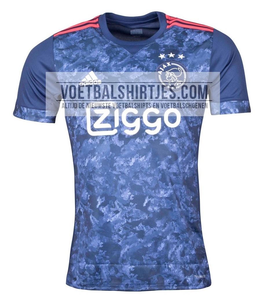 Ajax uitshirt 17-18