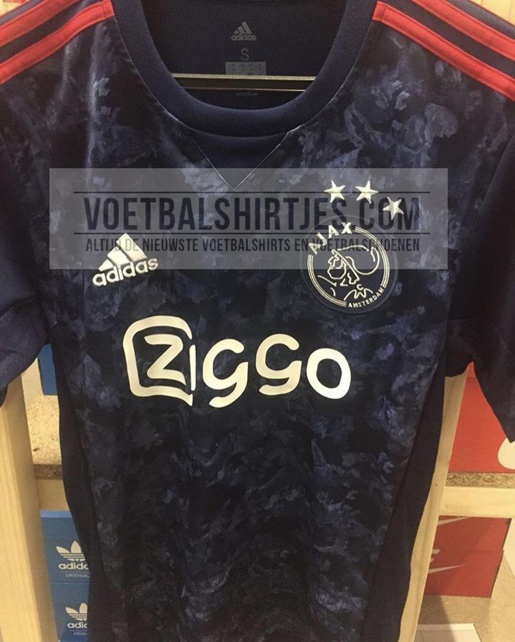 Ajax uitshirt 2018