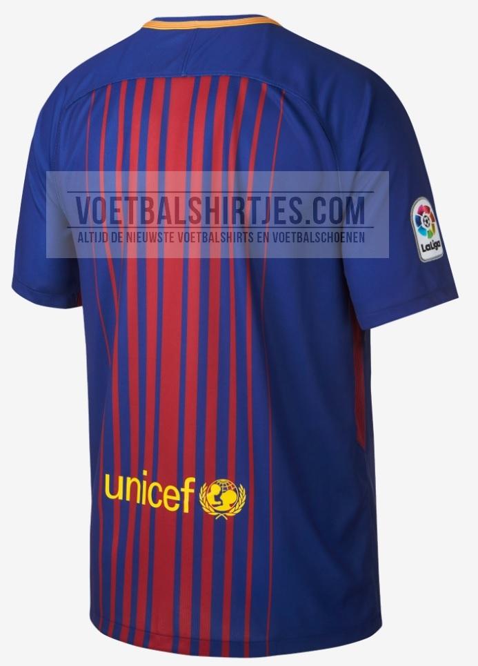 Barca shirt 2018