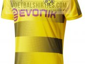 Borussia Dortmund 17-18 home kit