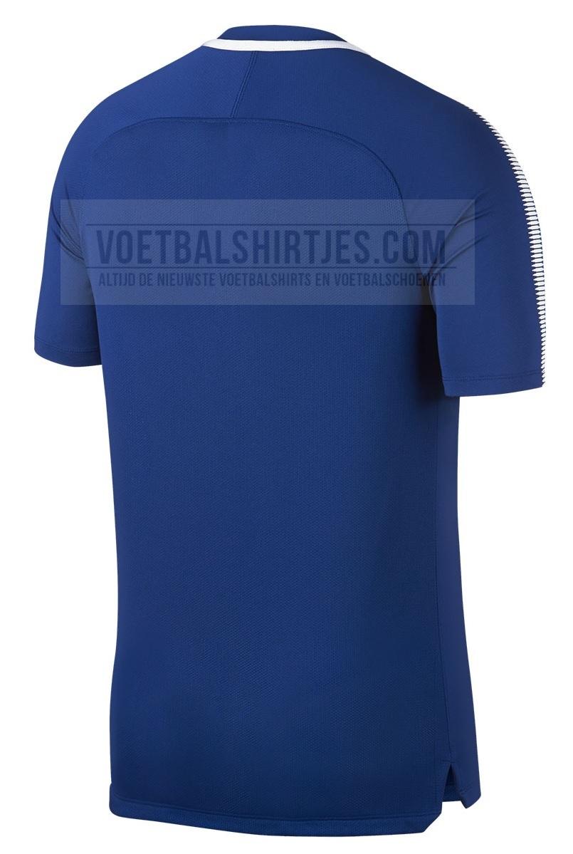 Chelsea 17-18 trainingsshirt
