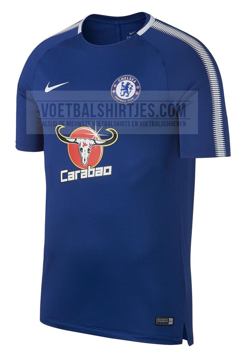 Chelsea fc 17-18 training top