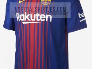 FC Barcelona shirt 17-18