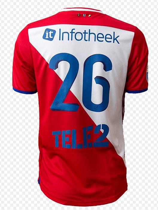 FC Utrecht shirt 2017-2018