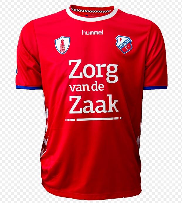FC utrecht thuisshirt 17-18