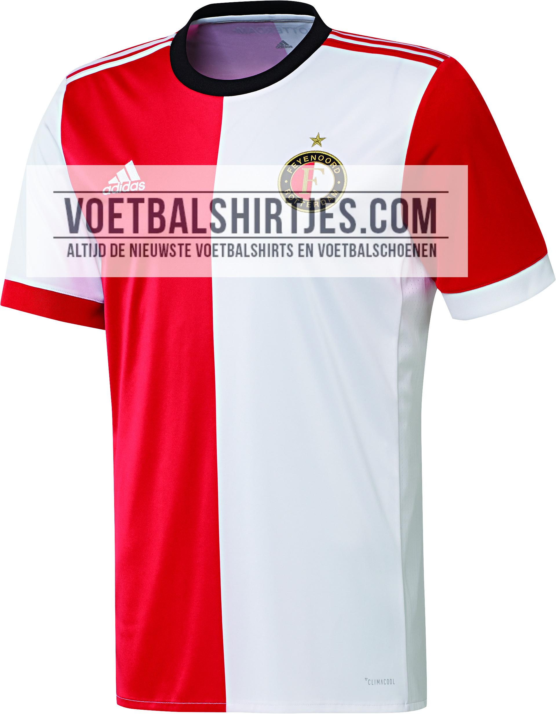 Feyenoord shirt 2018
