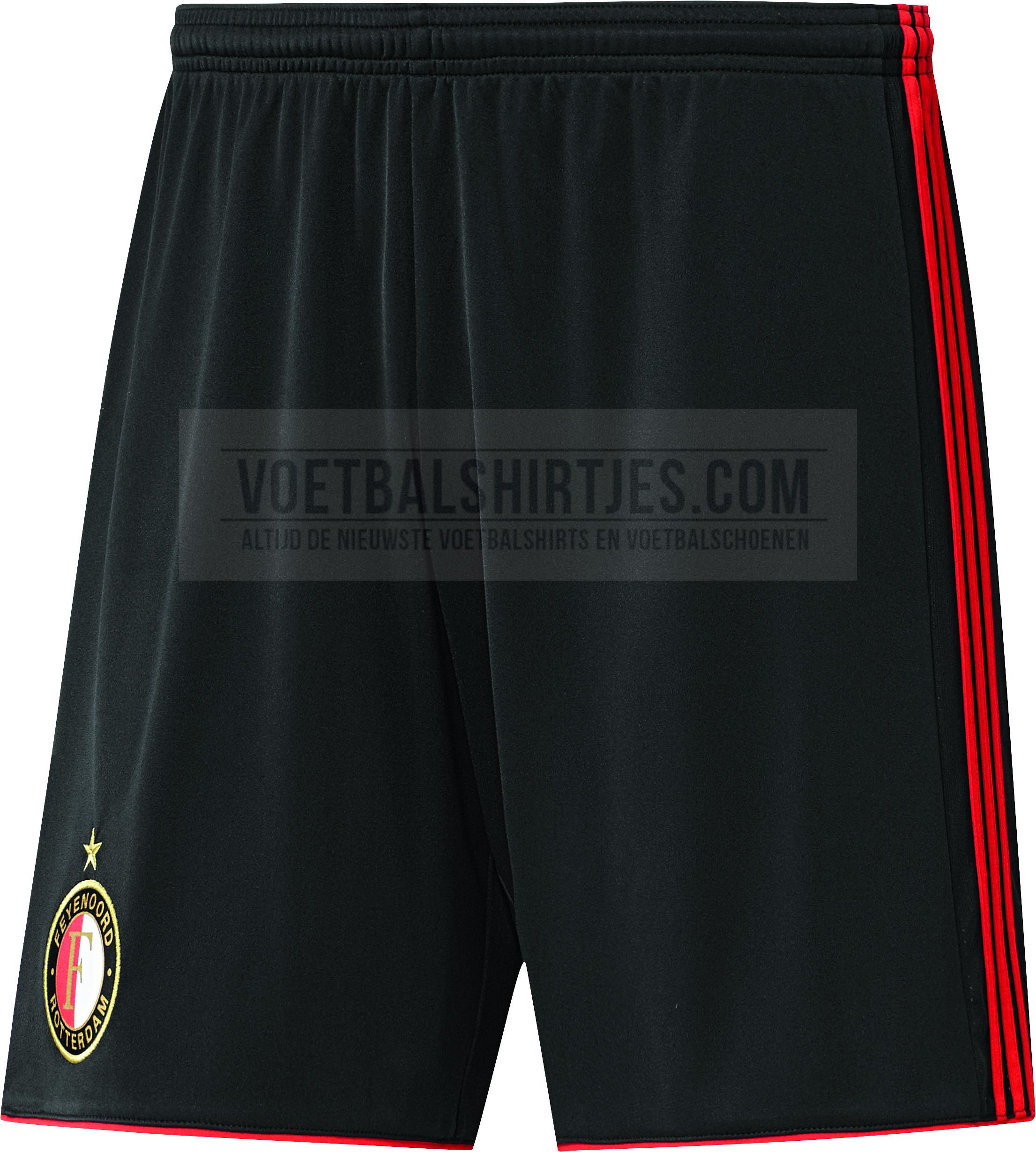 Feyenoord short 17-18