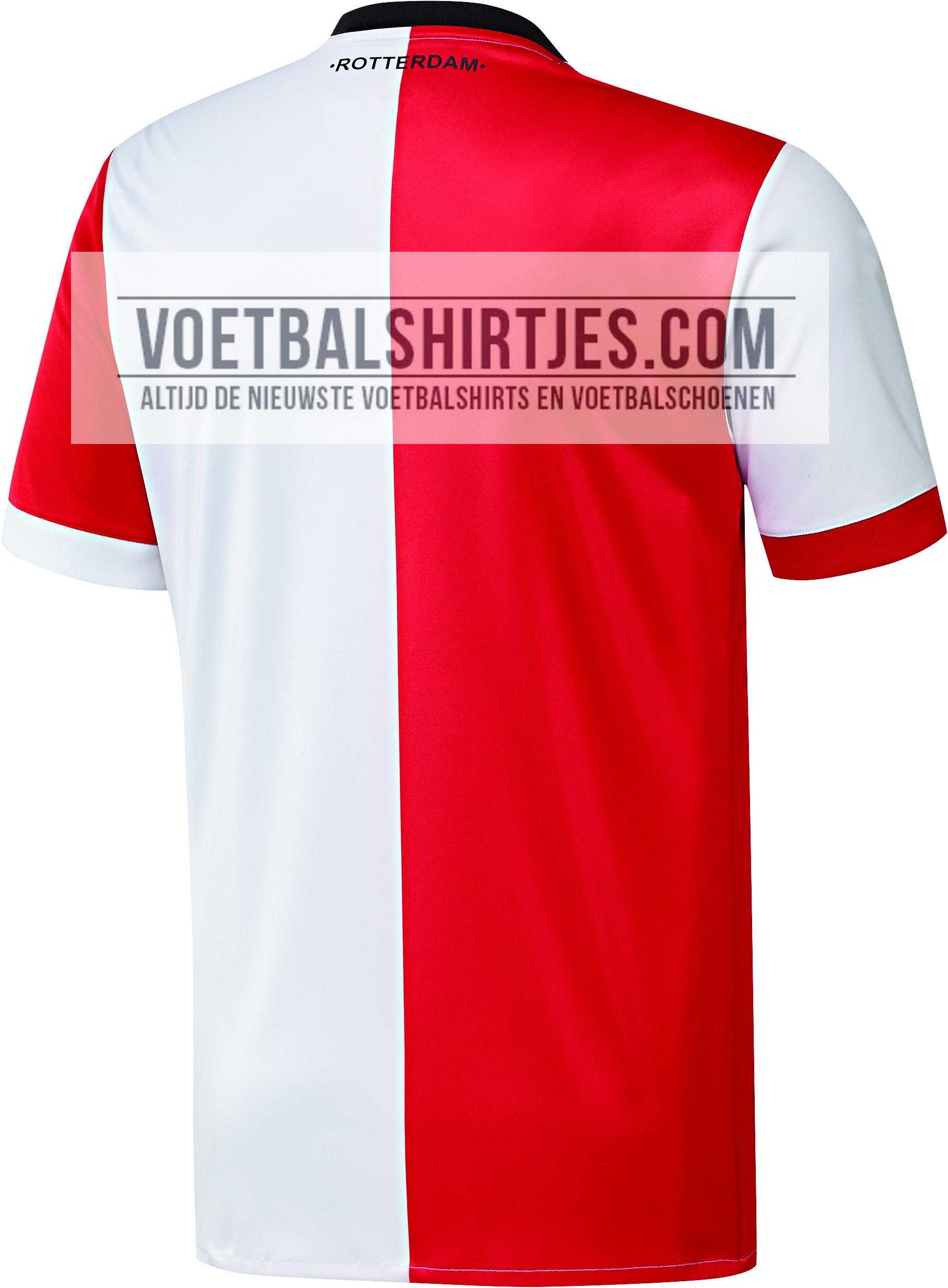 Feyenoord thuisshirt 17-18