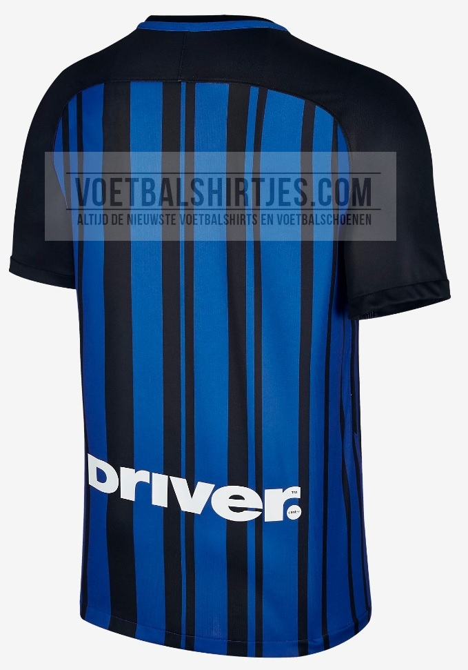 Inter 17-18 home kit