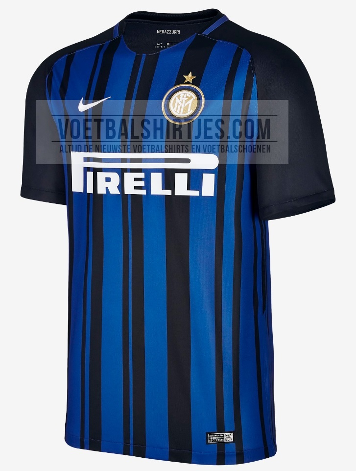 Inter shirt 2018