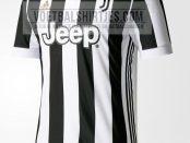 Juventus thuisshirt 2017 - 2018