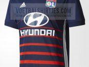Olympique Lyon uitshirt 2018
