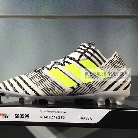 adidas nemeziz 17.2 white solar yellow
