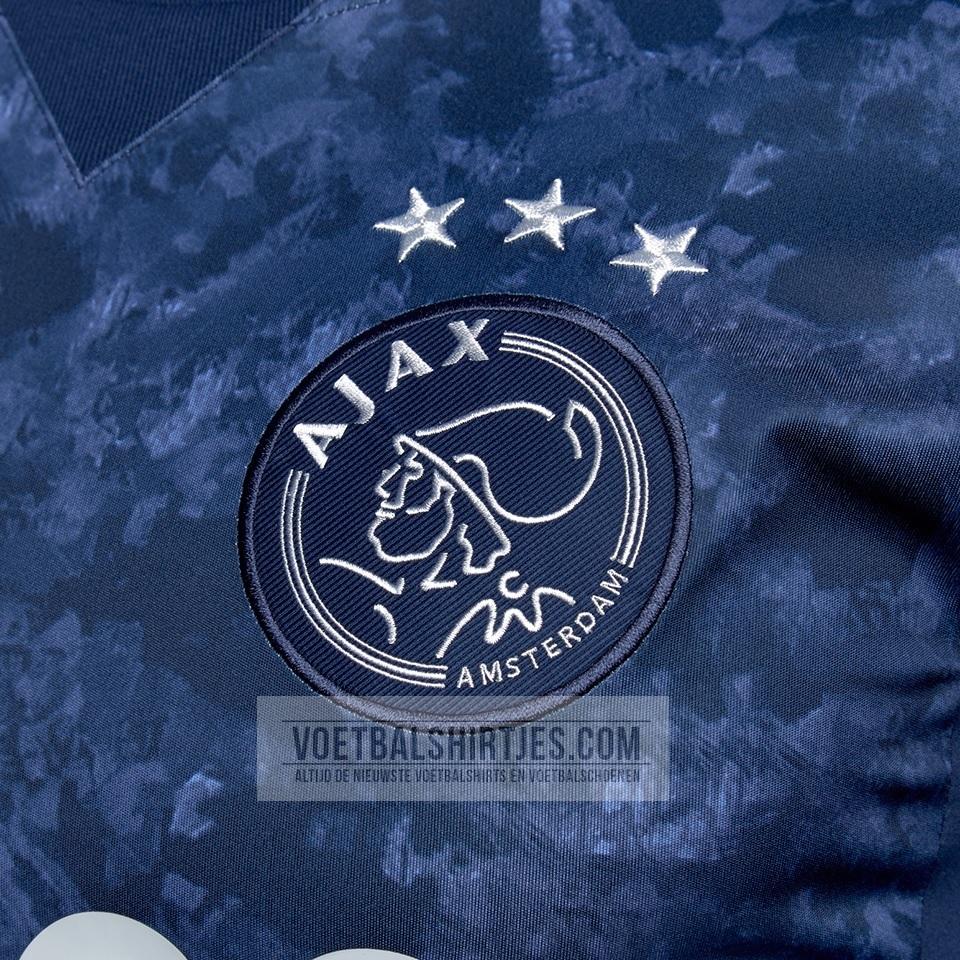 ajax uitshirt 17 18