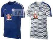chelsea trainings kits Nike 17-18