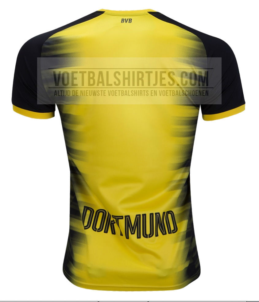 BVB Champions league trikot 17-18