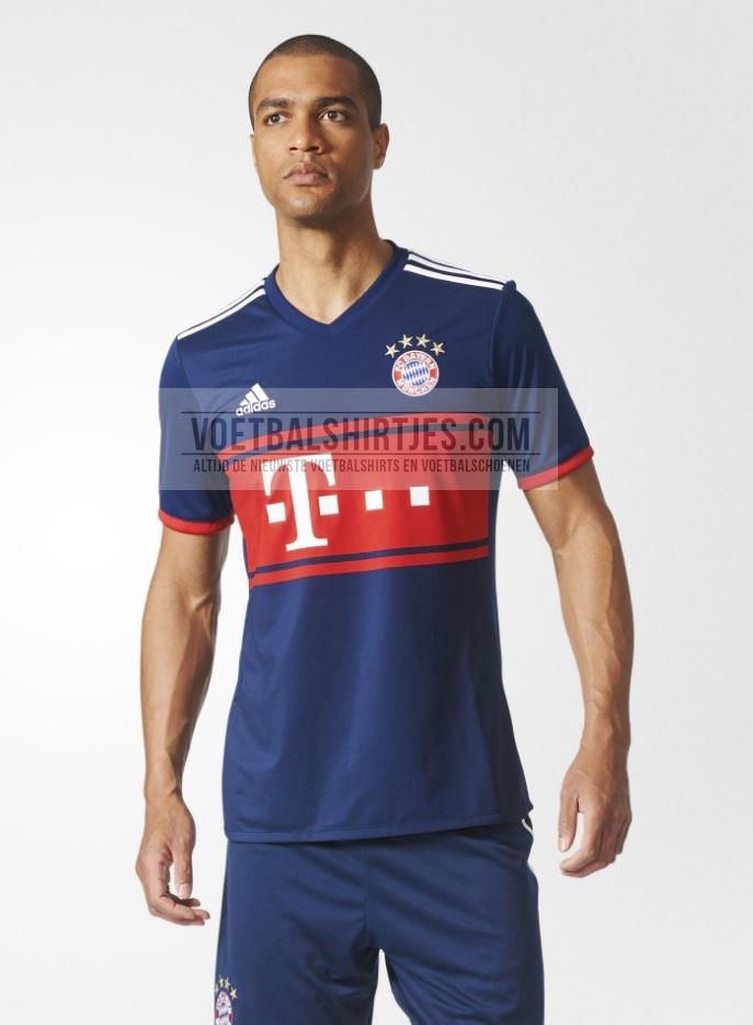 Bayern Munchen uitshirt_2018